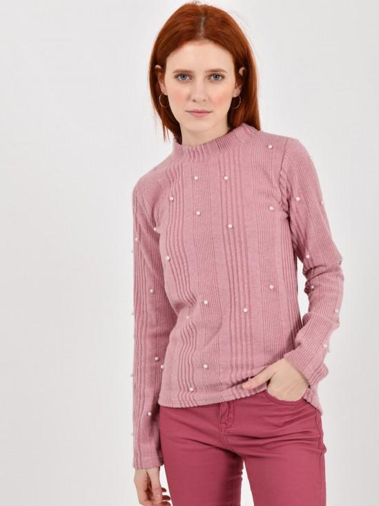Suéter Perlas
