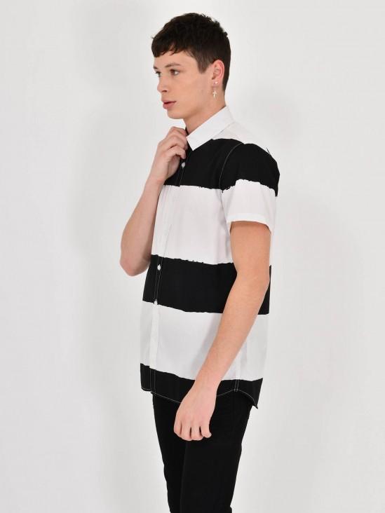 Camisa Bloques