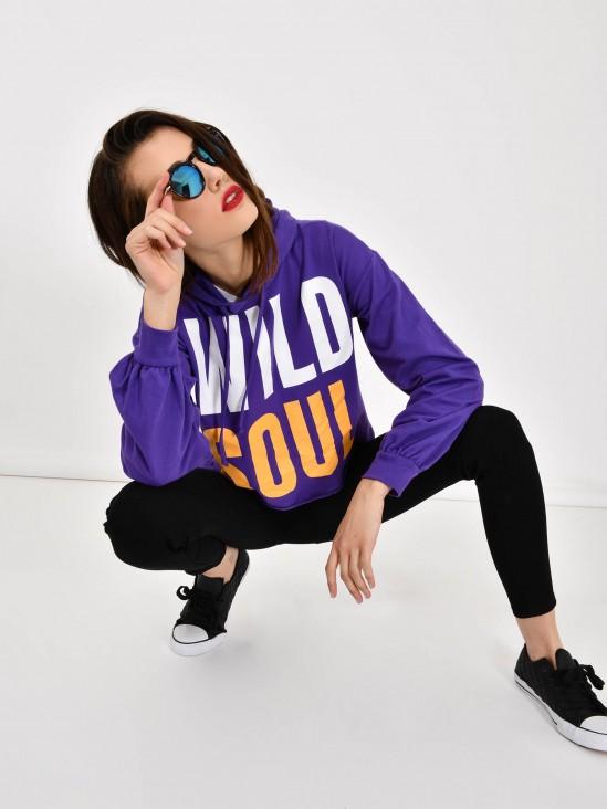 Sudadera 'Wild Soul'