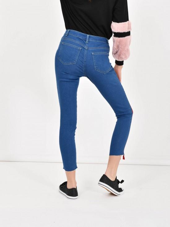 Jeans Franjas