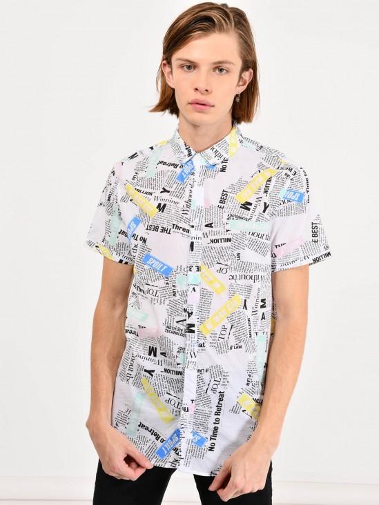 Camisa Estampado