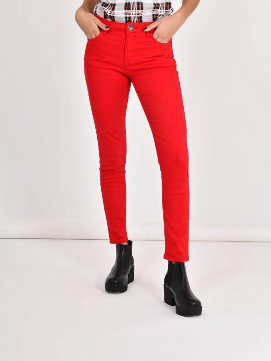 Pantalón Skinny Push-up