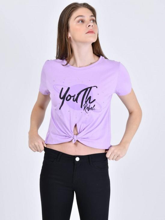 Playera 'Youth Rebel'