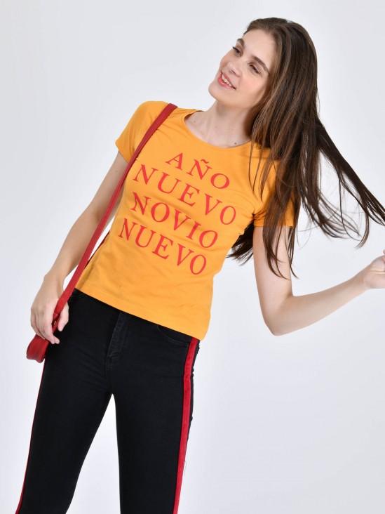Playera 'Año Nuevo'