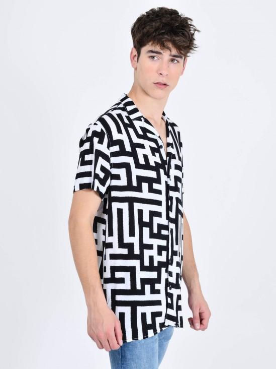 Camisa Grecas