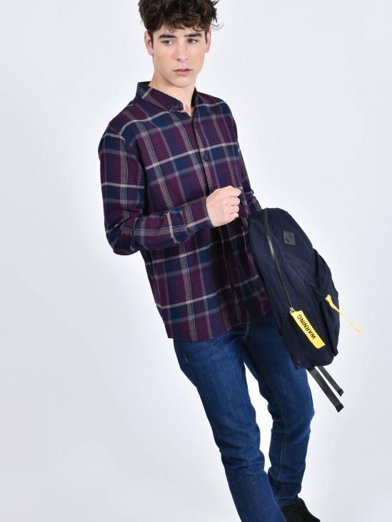 Camisa con Cuadros | CCP