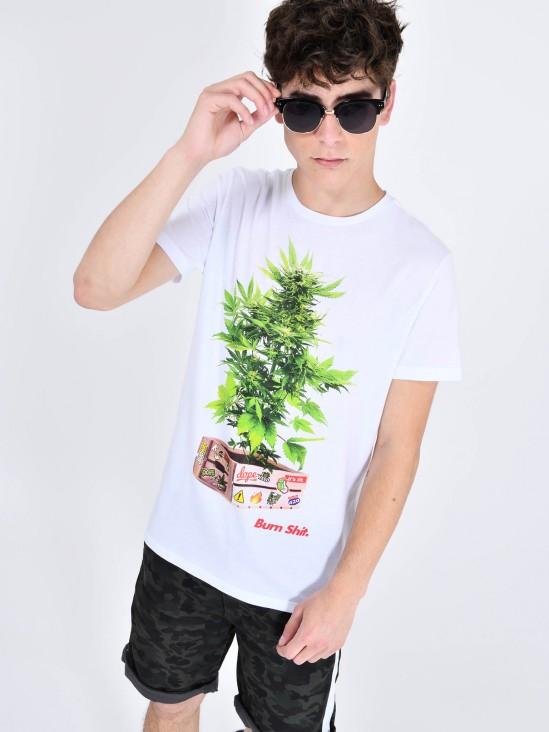 Playera 'Weed' | CCP
