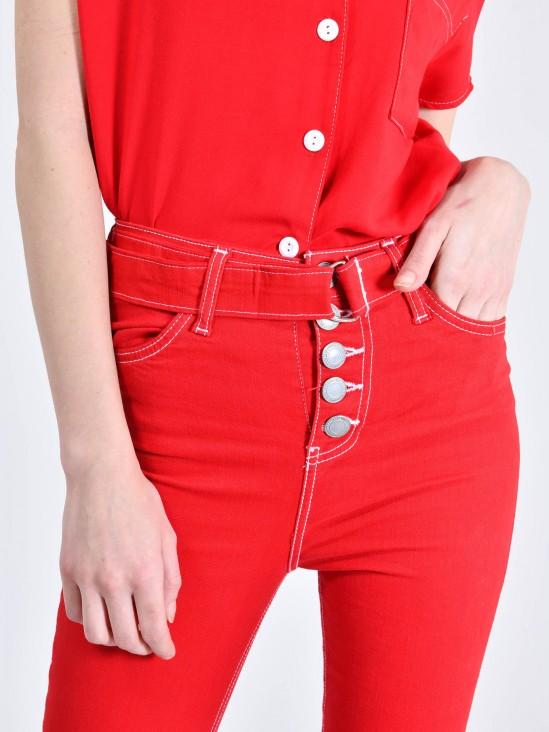 Pantalón Cinturón