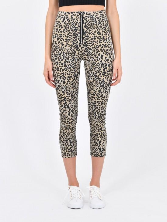 Jeans Animal Print