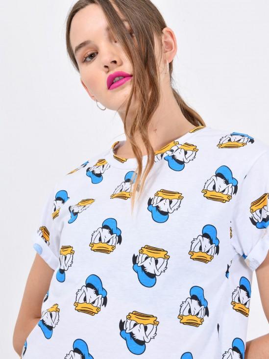 Playera 'Pato Donald'