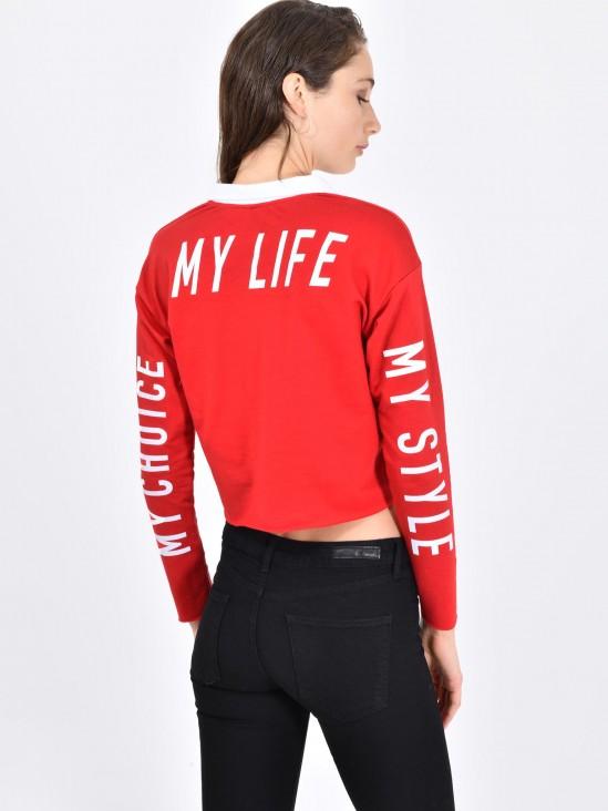 Playera 'My Style'
