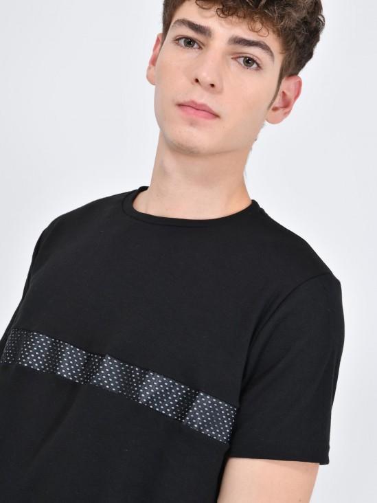 Playera Franja