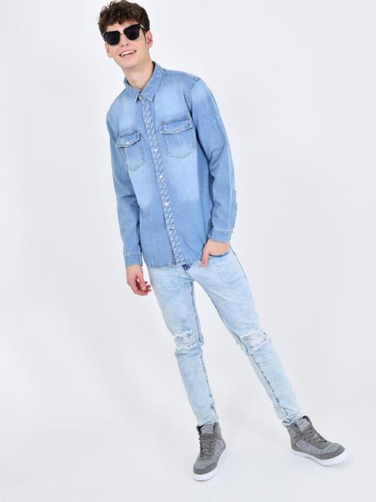 Camisa Mezclilla | CCP