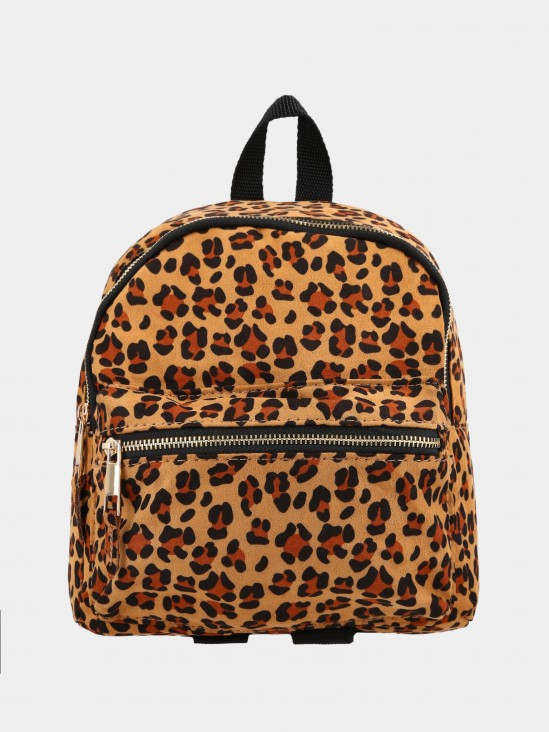Mini Mochila Animal Print | CCP