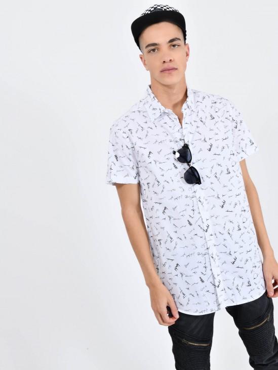 Camisa 'Firmas' | CCP