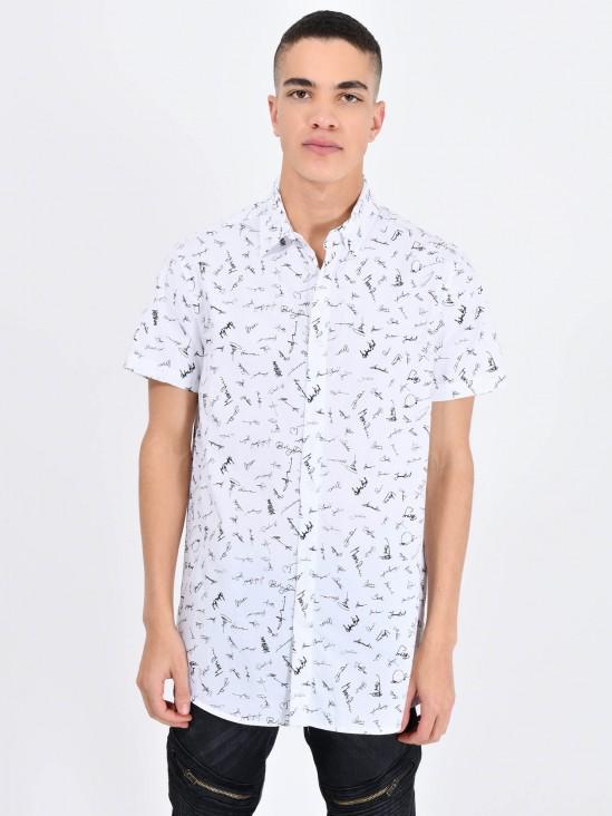 Camisa 'Firmas'