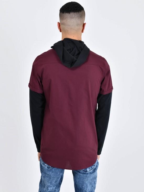 Camisa Hoddie