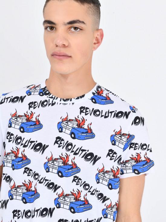 Playera 'Revolution'