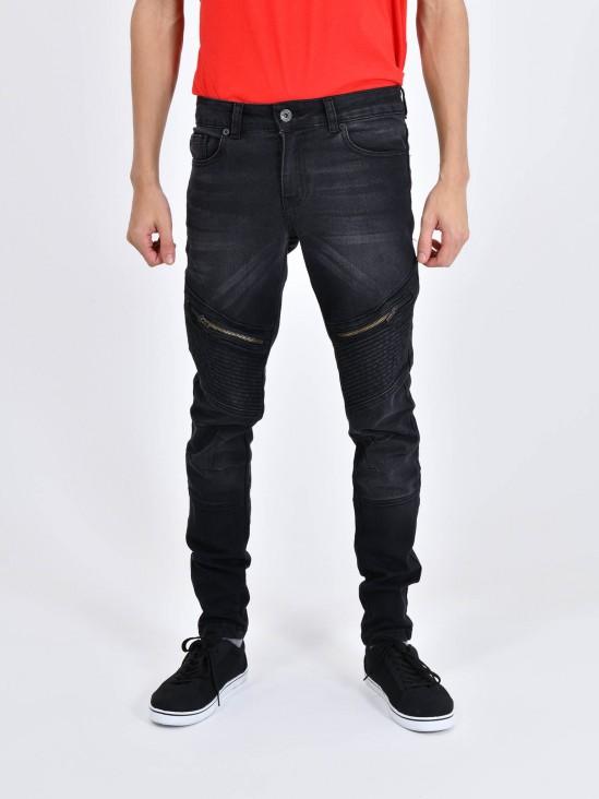 Jeans Biker Skinny