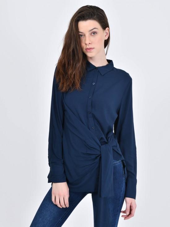 Blusa Asimétrica