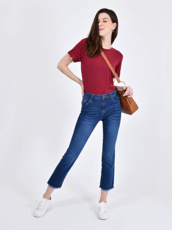 Jeans Corte Recto   CCP