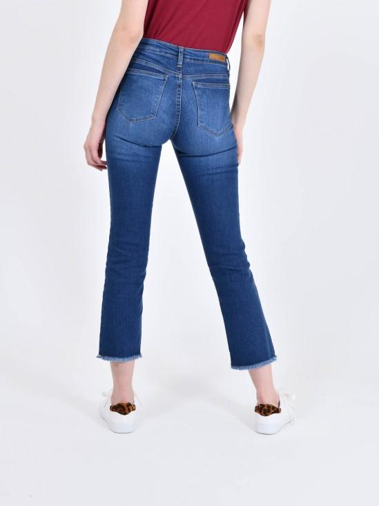 Jeans Corte Recto