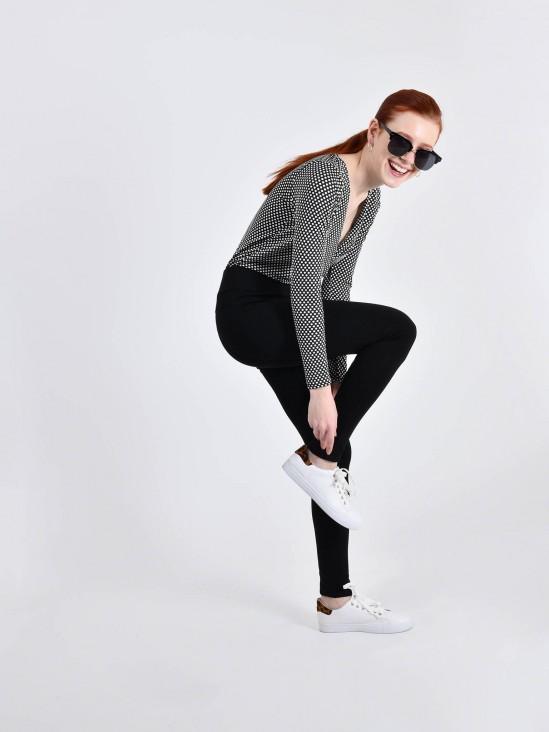 Legging Costuras
