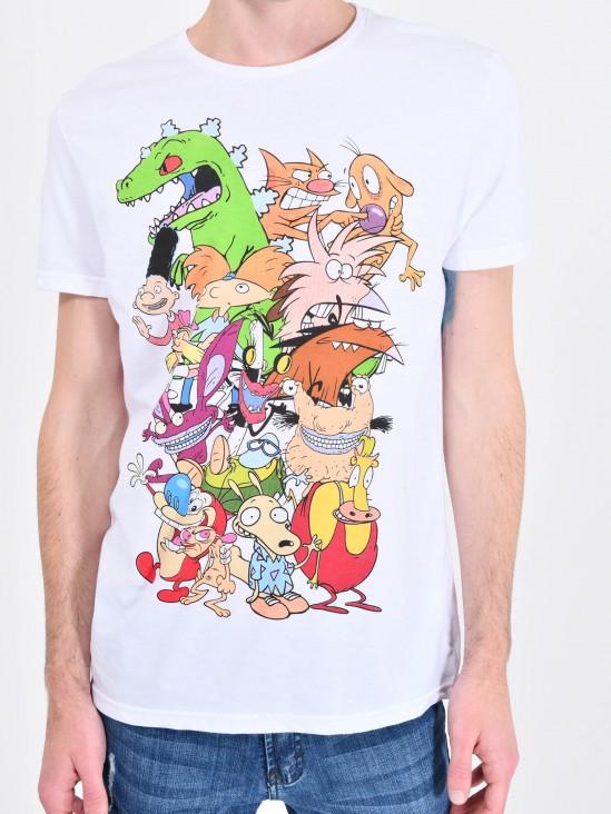 Playera 'Nickelodeon'