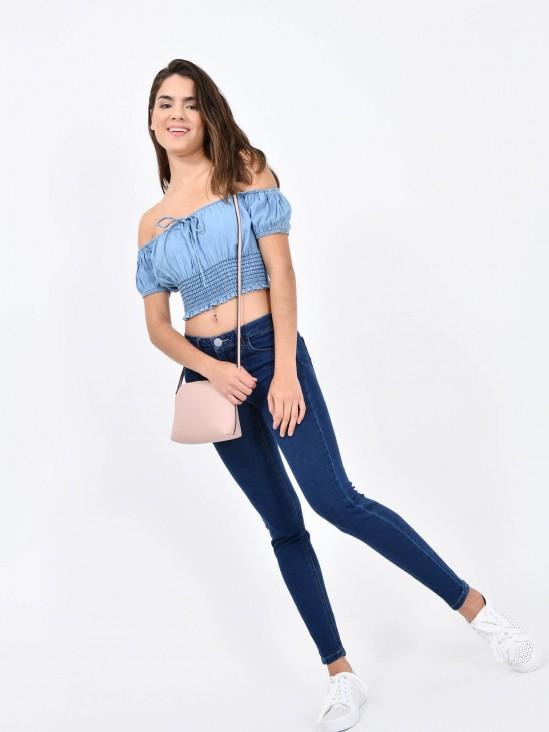 Jeans Básico Skinny | CCP