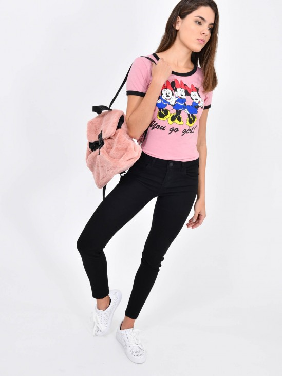 Playera Minnie Mouse | CCP