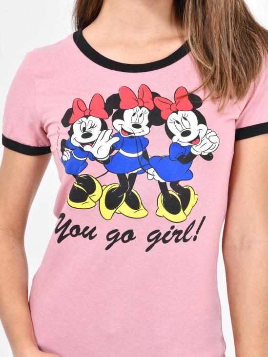 Playera Minnie Mouse