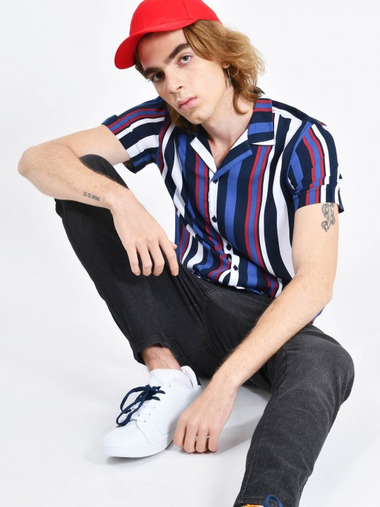 Camisa Rayas | CCP