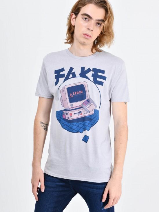 Playera Fake