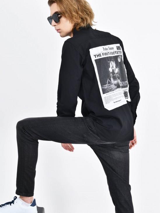 Camisa Estampado Espalda | CCP