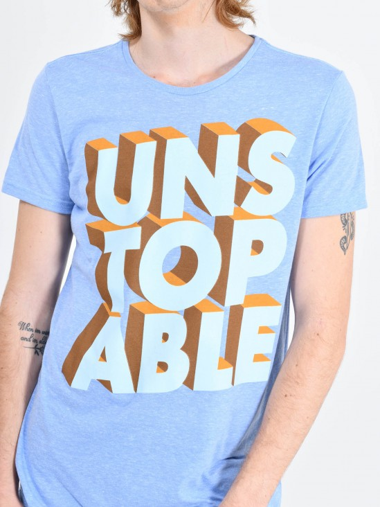 Playera Unstopable
