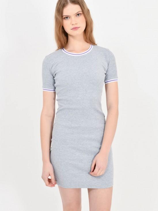 Vestido Canalé