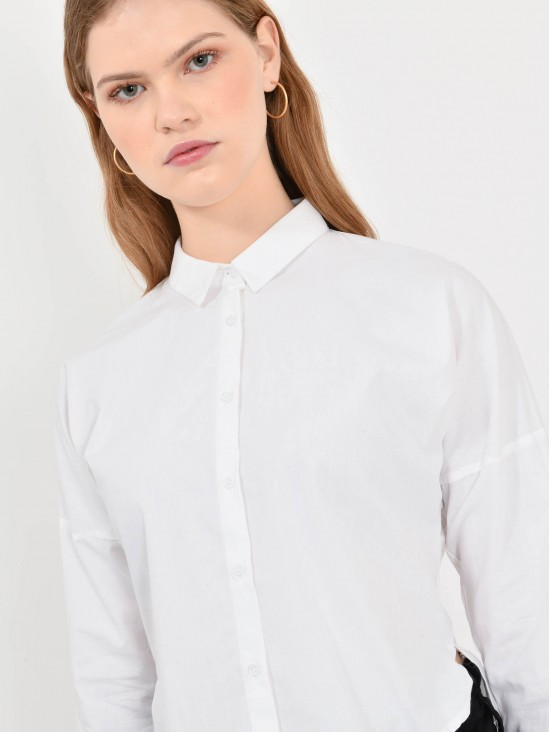 Camisa Cropped Selflove