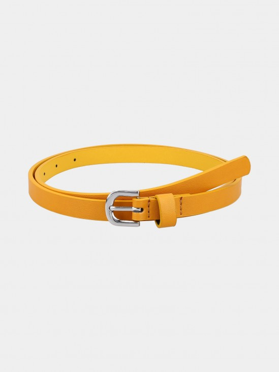 Cinturón Skinny Polipiel