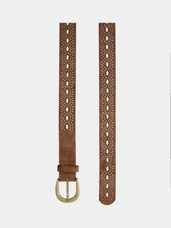 Cinturón Troquelado