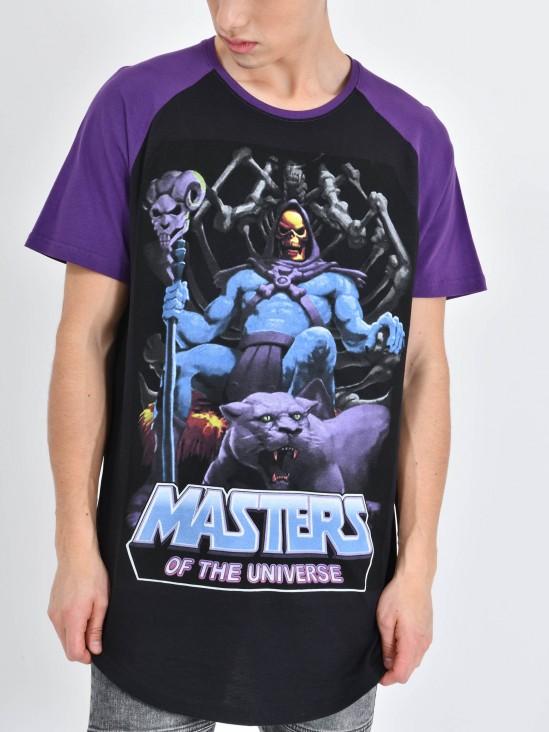 Playera Skeletor