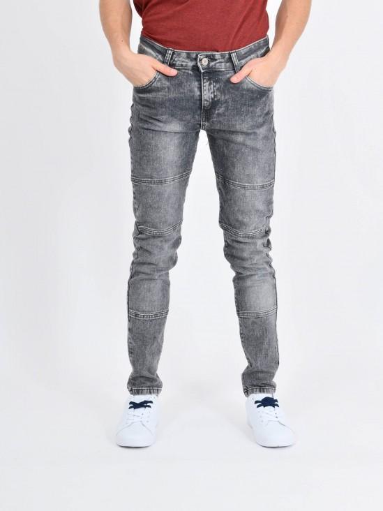 Jeans Skinny Deslavados