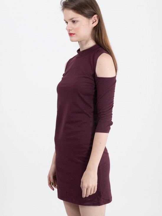 Vestido Hombros Descubiertos