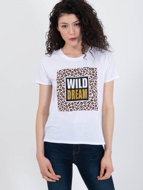 Playera 'Wild Dream'