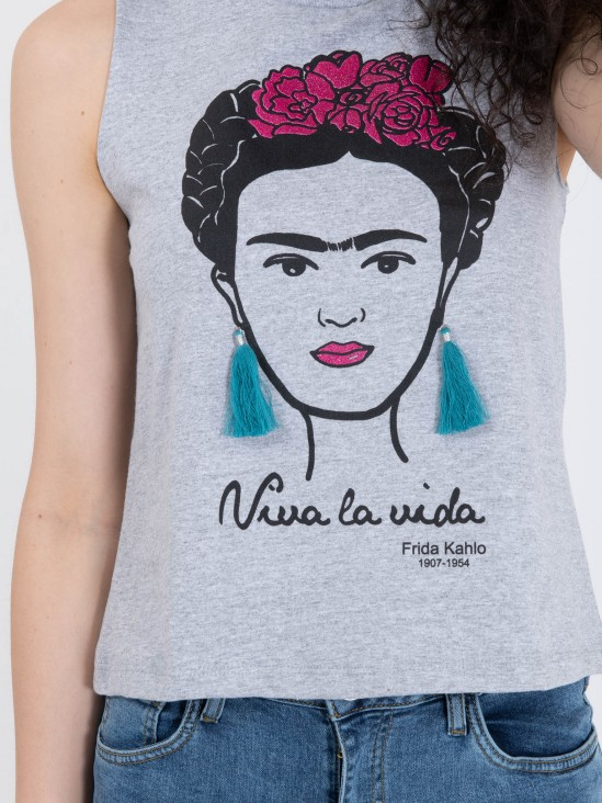 Playera Frida Kahlo