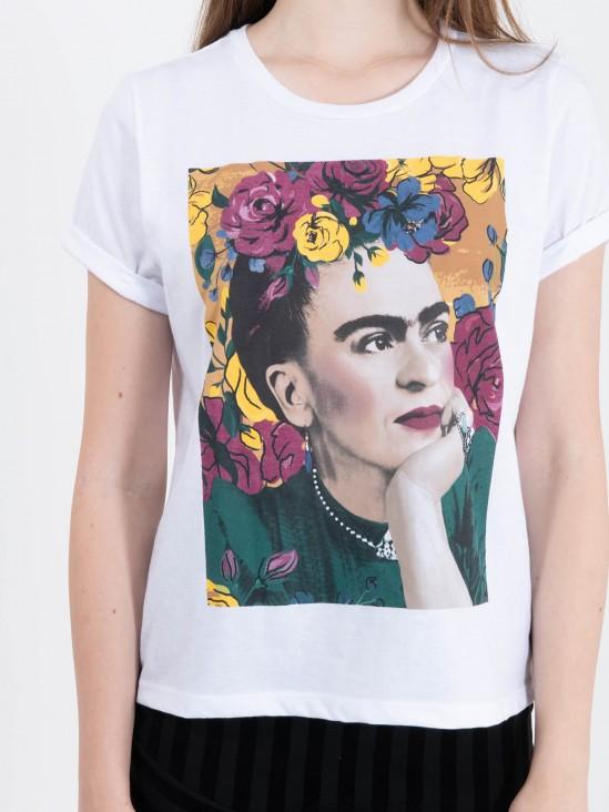 Playera Frida Kahlo