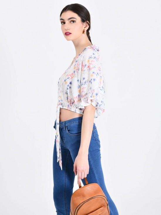 Blusa Estampado Floral | CCP