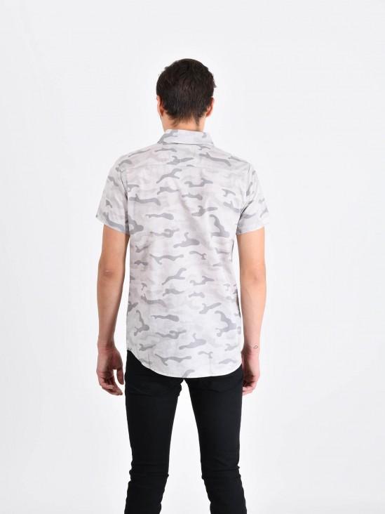 Camisa Camuflaje