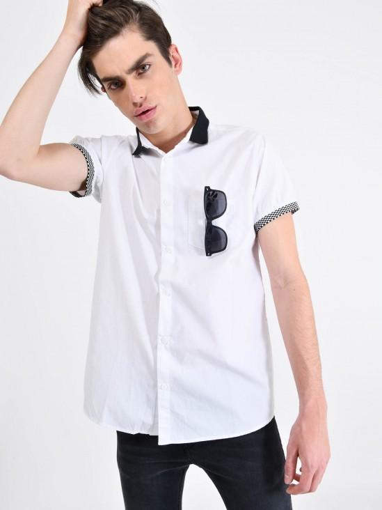 Camisa Contraste | CCP
