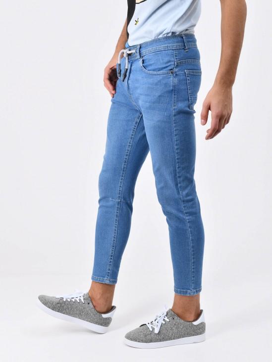 Jeans Crop Skinny