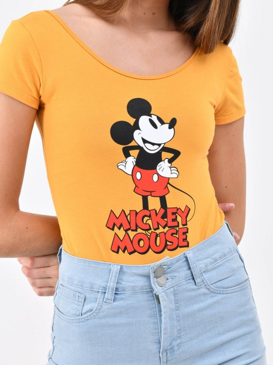 Body 'Mickey Mouse'